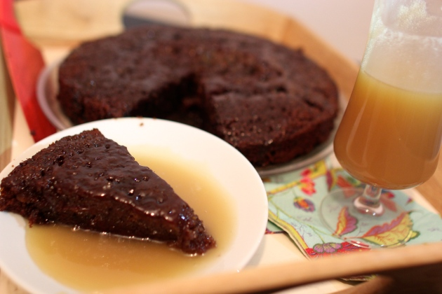 Sticky Toffee Pudding | Rivka's Kitchen